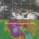 CPHC Addresses Viral Wind Models Showing Cyclone Hitting State