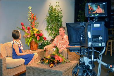 Maui now new maui county farm bureau tv show to air on akak for Bureau tv show