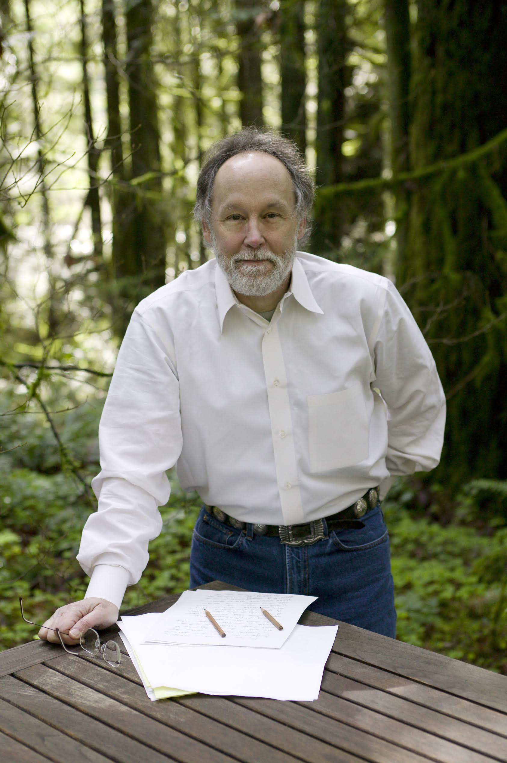 Barry Lopez. Photo provided by The Merwin Conservancy.