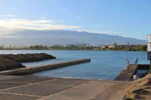 Kahului Harbor / File Photo by Wendy Osher.