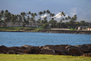 Kahului Harbor 7 a.m. 9/17/15. Photo by Wendy Osher.