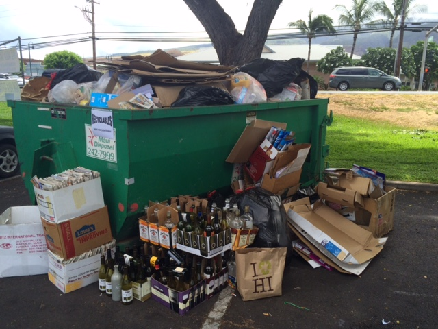 Third Saturday Recycling Photo