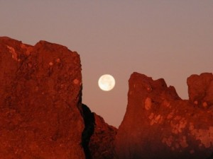Image: Asa Ellison / Maui supermoon May 2012