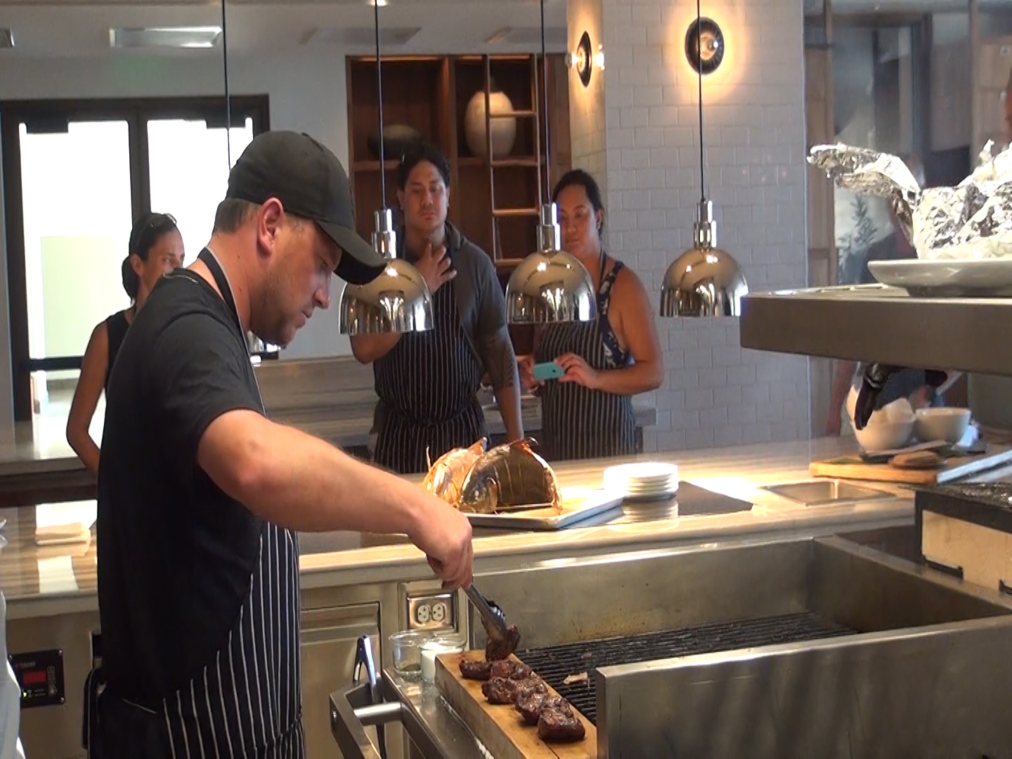 Kahului Ranks in Top 10 Midsize Cities For Chefs