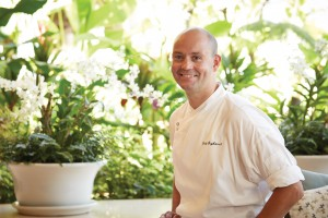 Chef Craig Dryhurst, taking part in the 2015 Noble Chef benefit gala for MCA.  Photo courtesy of Noble Chef.