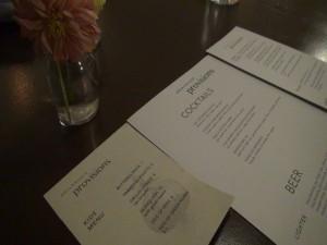 Multiple menus at Hāna Ranch Provisions in Pāʻia. Photo by Kiaora Bohlool.