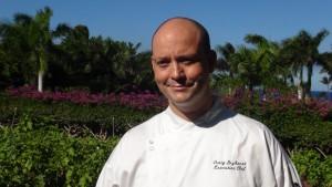 Executive Chef Craig Dryhurst at Four Seasons Resort Maui. Photo by Kiaora Bohlool.
