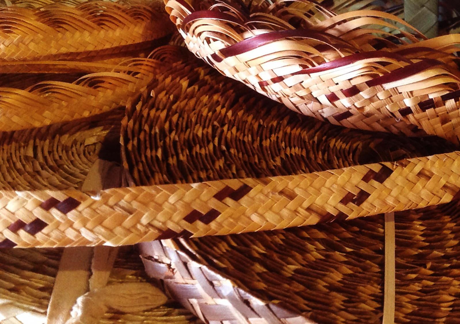 Exhibit Nani I Ka Lau Lau Hala Weaving in Hawaii & Ho Mai Ka Hala Bring Forth the Hala (1) (1)