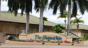 The Shops at Wailea. Photo by Wendy Osher.