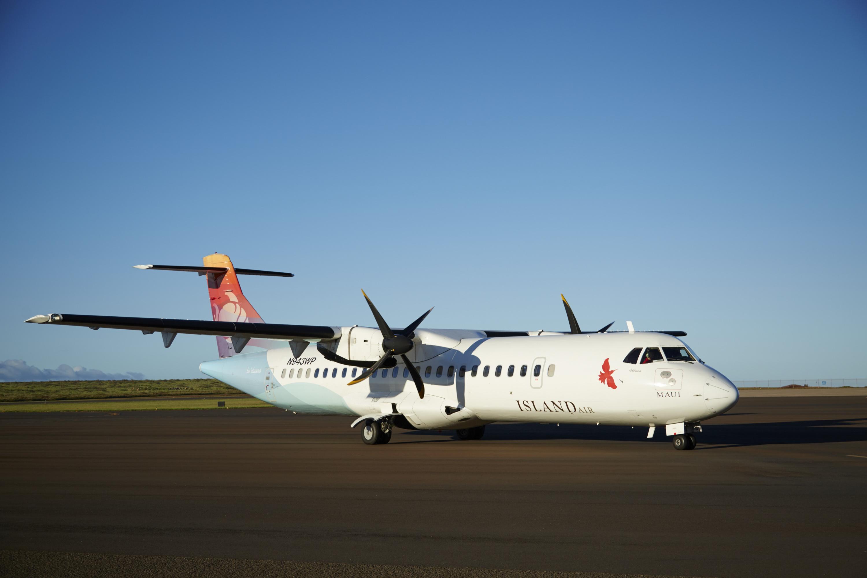 Island Air photo.
