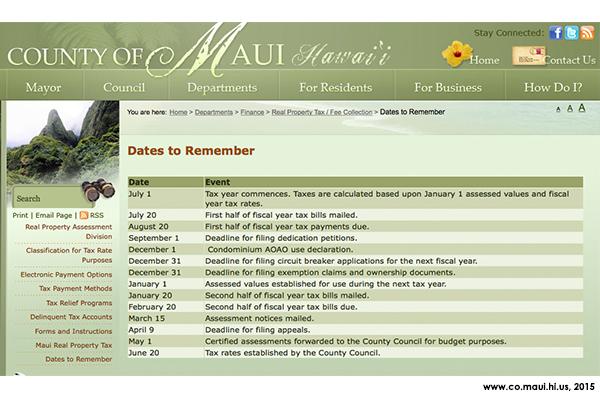 Image courtesy Maui County website.