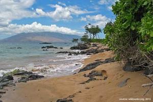 Kihei beach from Wikipedia.