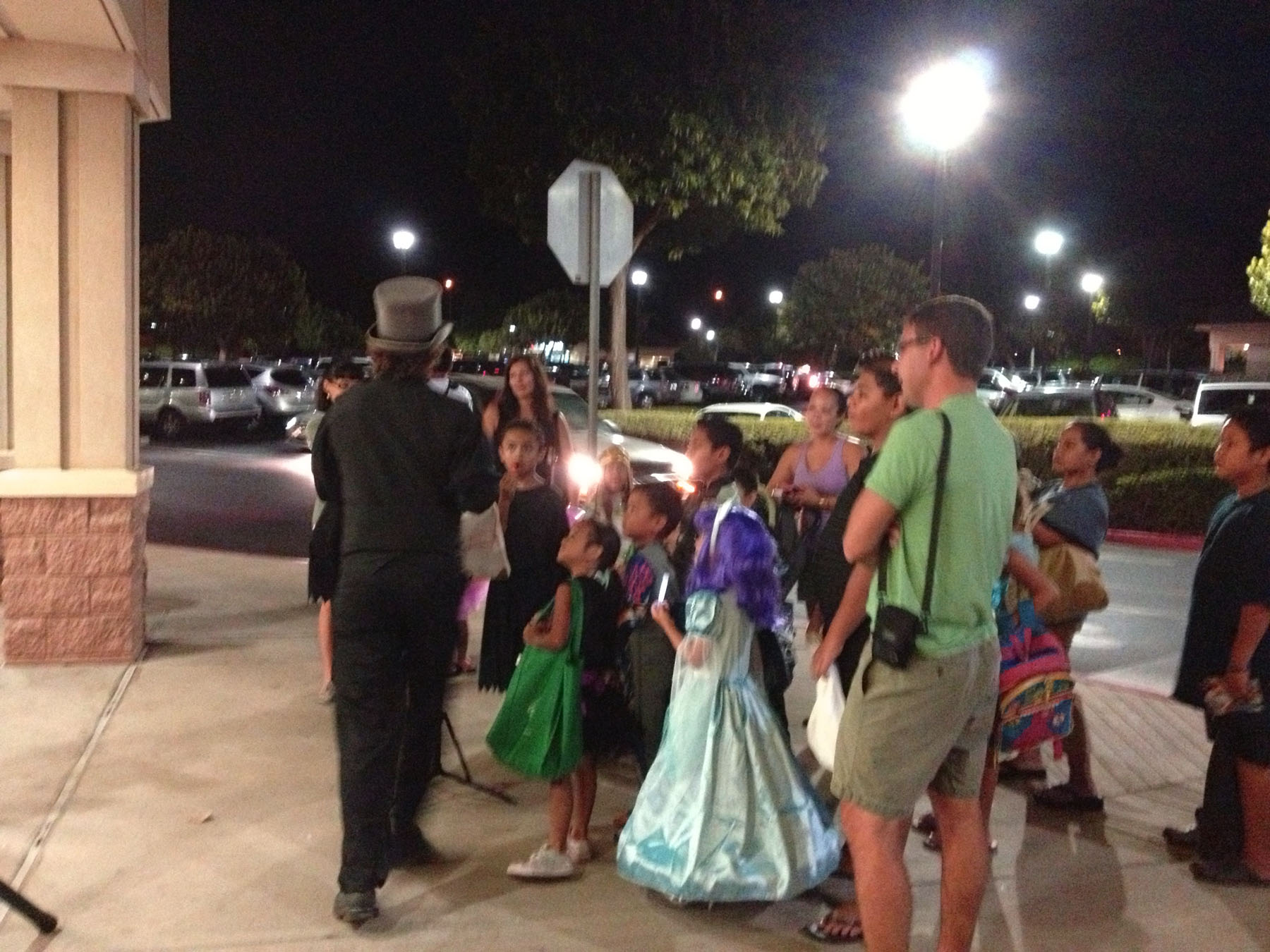 Halloween 2014. Image provided by Pi'ilani Village Shopping Center.