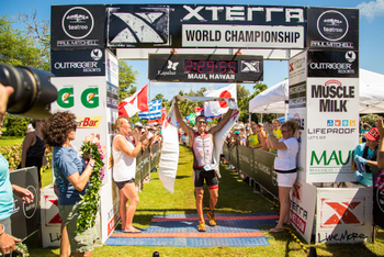Ruzafa has won three XTERRA World Championship races, including first place finishes in: 2008 (2:37:36); 2013 (2:34:34); and 2014 (2:29:56).