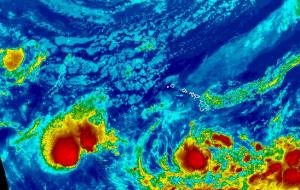 Image: NWS satellite image at 8:30 a.m.