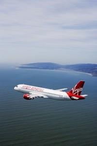 Virgin America.