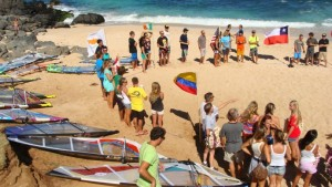 Aloha Classic (formerly named Maui Makani Classic) 2012, file photo by Wendy Osher.