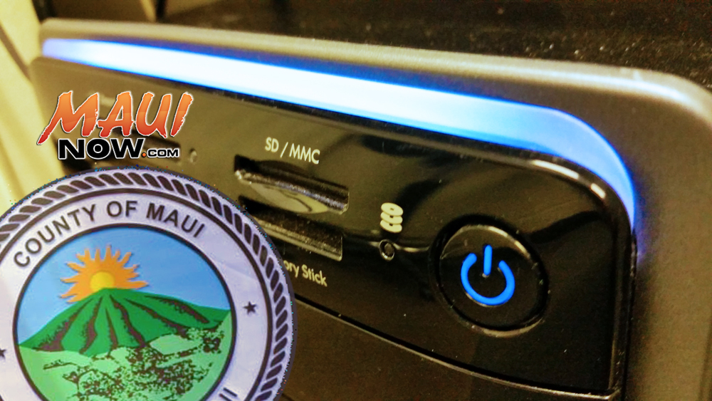 County to Offer Hard Drive and Backup Tape Disposal