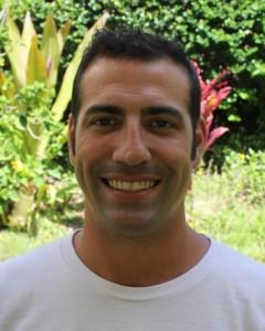 Sheraton Maui's new Chef de Cuisine, Jeffrey Rayno.  Photo courtesy of Sheraton Maui Resort & Spa.