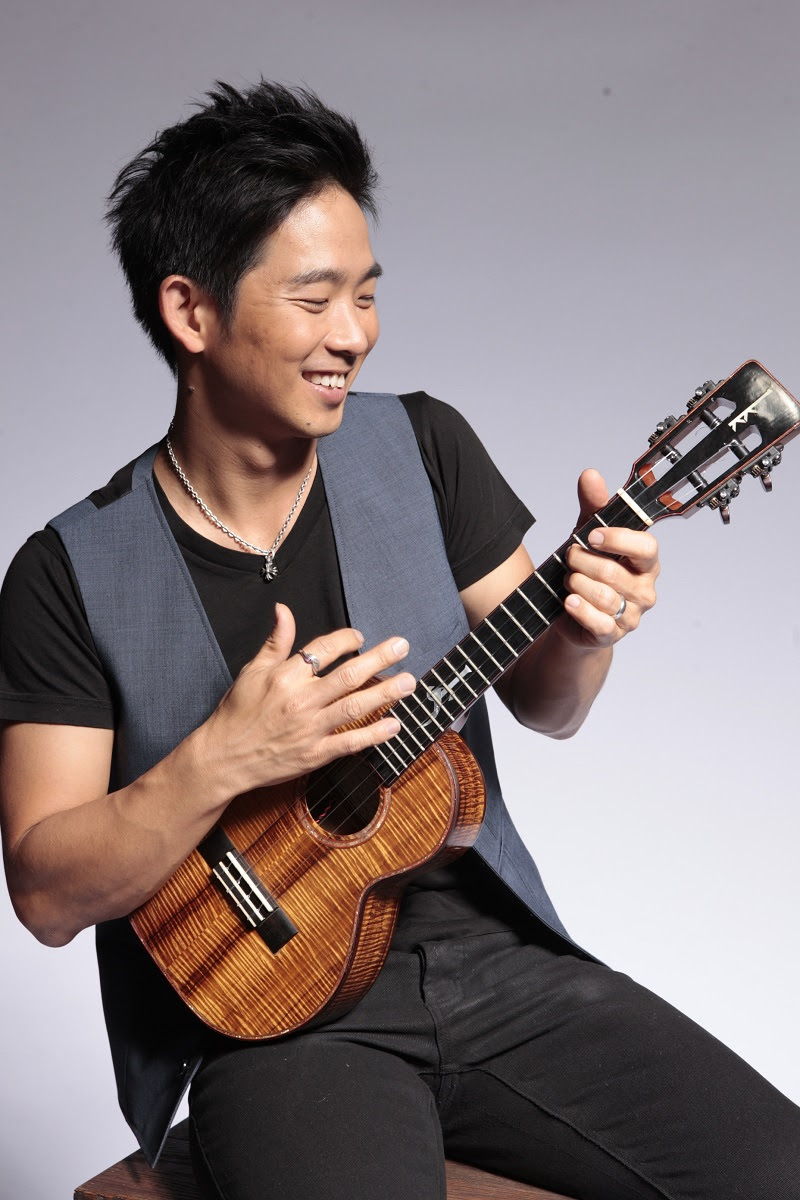 Jake Shimabukuro. Photo provided by The MACC.