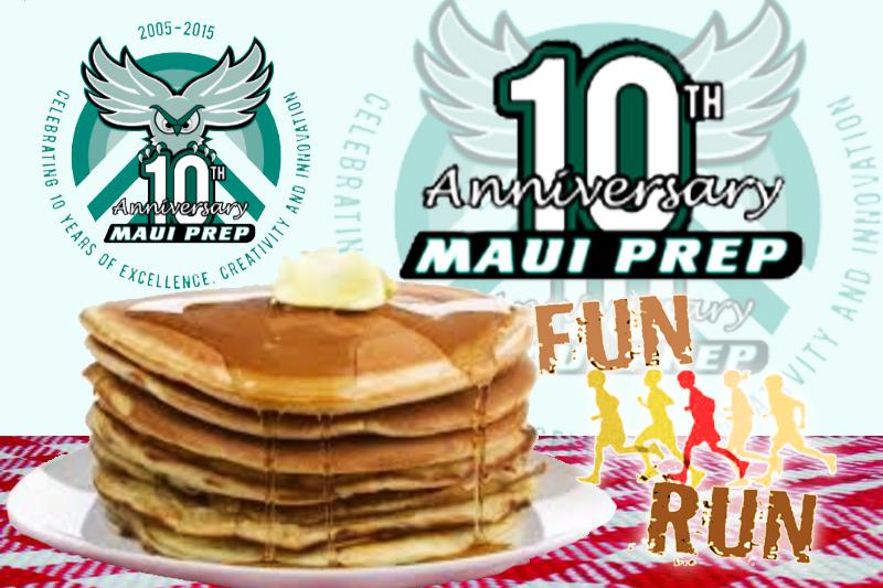 Maui Prep 10th Anniversary.