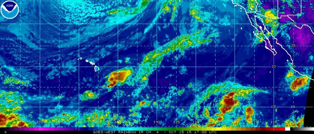 Satellite imagery courtesy: NOAA/NWS/CPHC