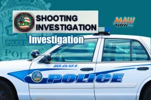 Shooting Investigation.