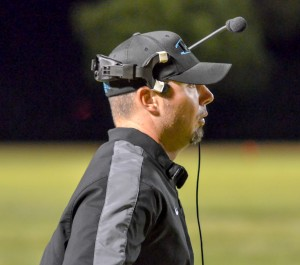 Kyle Sanches stepped down Monday as head football coach of King Kekaulike High School. Photo by Rodney S. Yap.