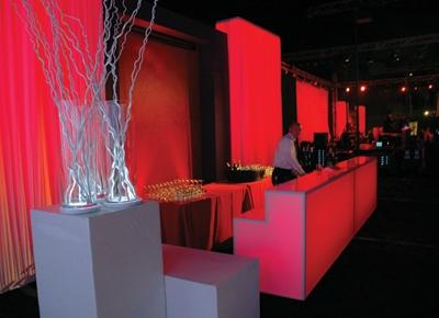 Bar. Photo credit: EventAccents.