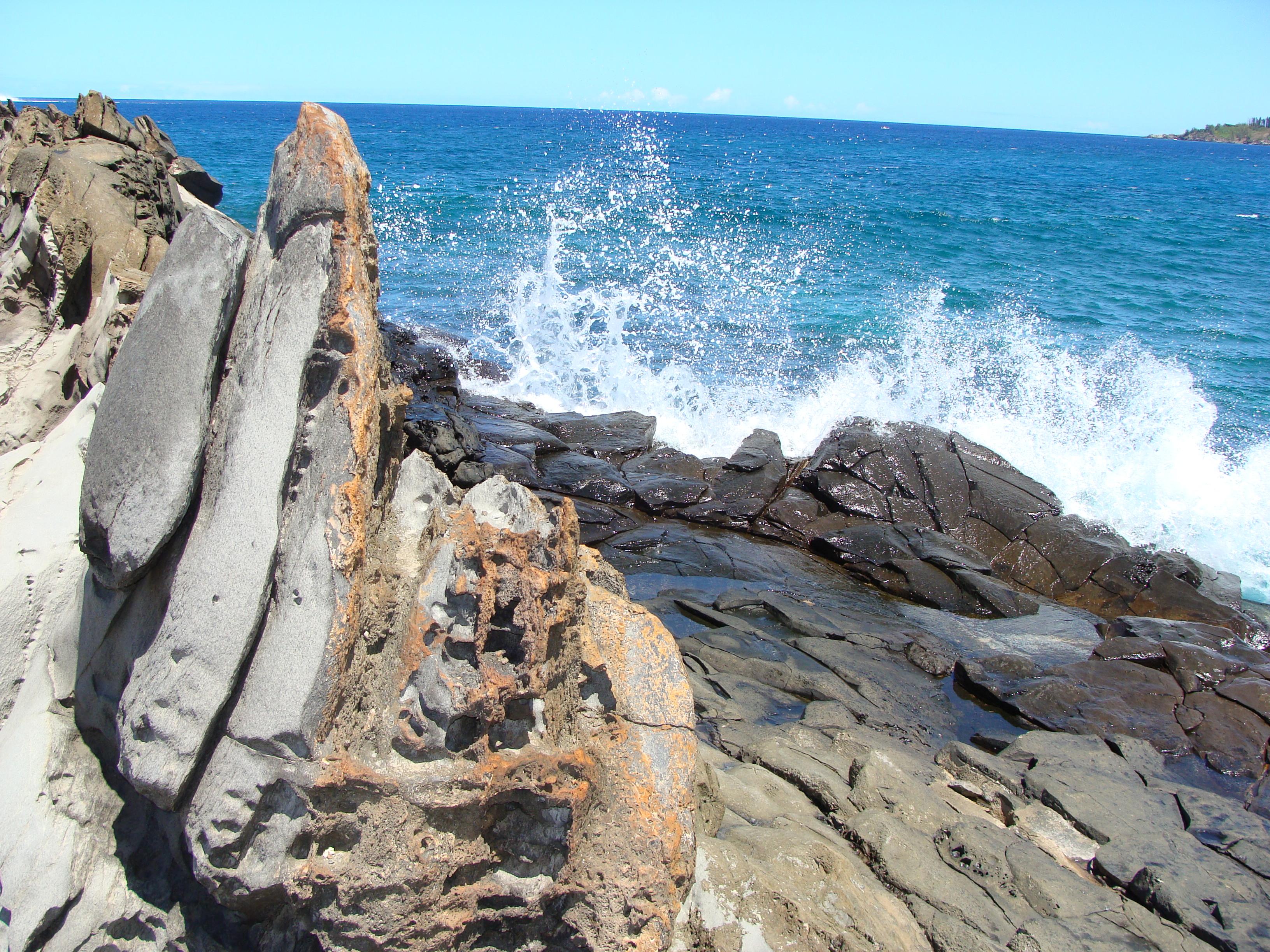 Makāluapuna Point at Honokahua. File photo by Wendy Osher.