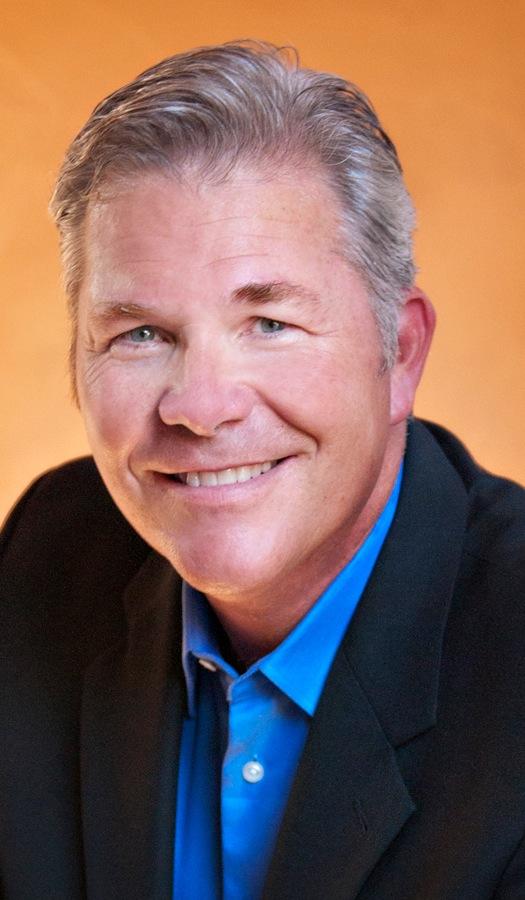 2016 Maui County Charity Walk Chair Dick Holtzman.