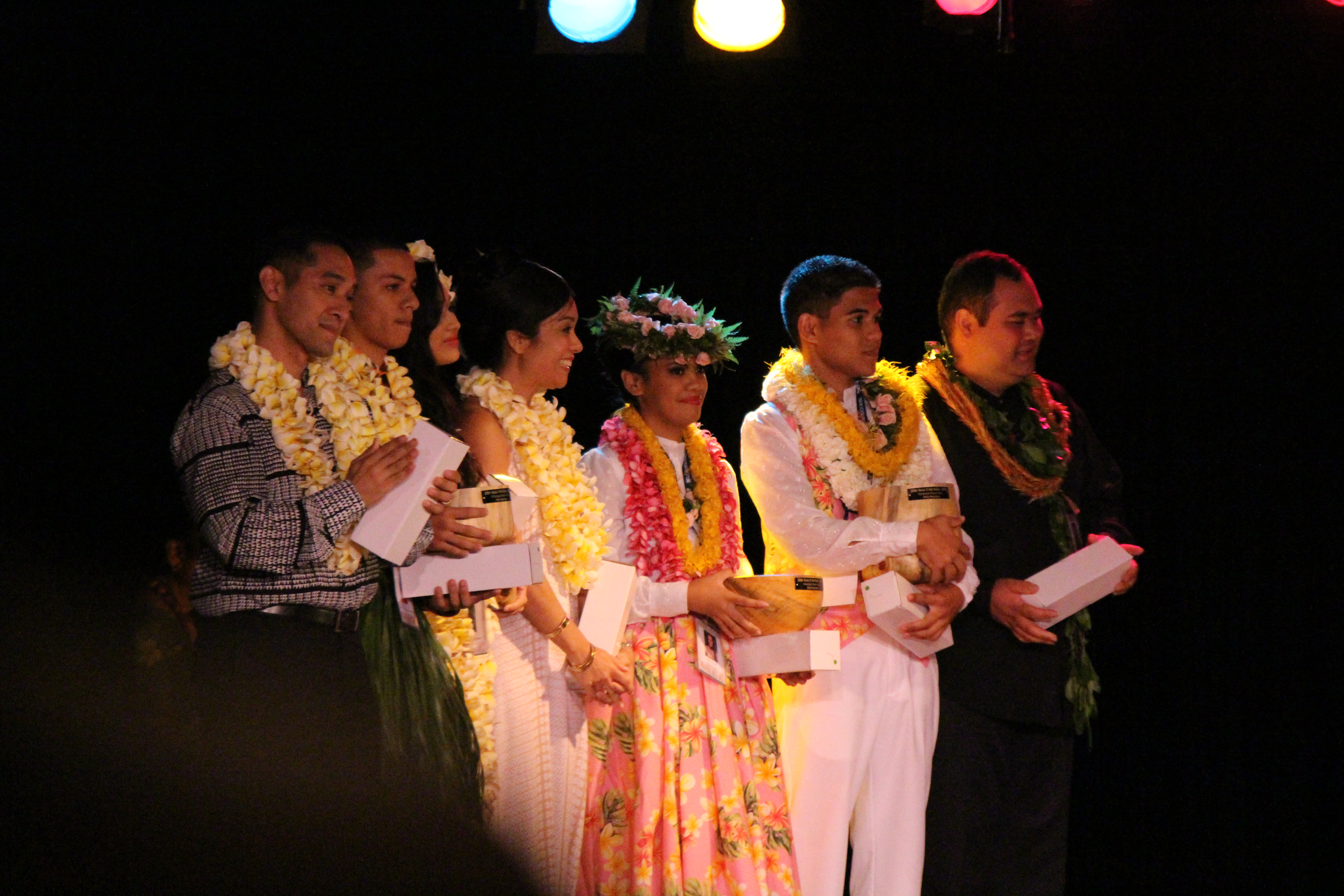 Hula o Nā Keiki competition, 2015. Photo by Wendy Osher.