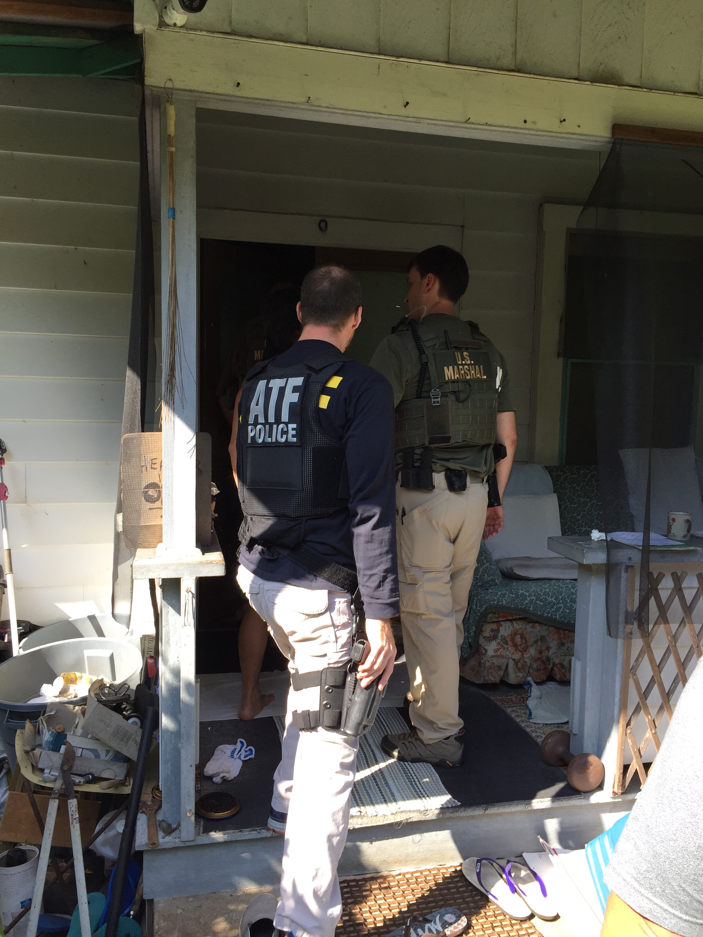 Photo credit: US Marshals Service/Department of Justice.