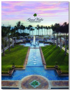 Glick Design, Grand Wailea Resort meetings cover.