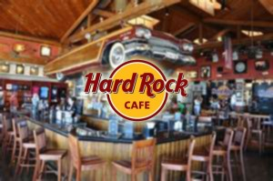 Hard Rock Cafe on Front Street. Courtesy photo.