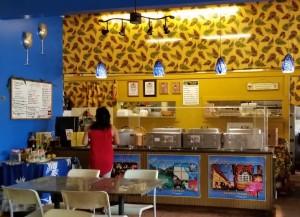 Build your own calzone at Lanai's Cafe 565. Photo courtesy of Lanai Visitors Bureau.
