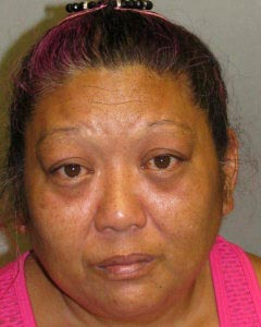 45-year-old Jaylin M. Kema of Pāhoa. Photo credit: Hawaiʻi Island police.