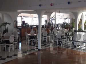 Longhi's upstairs dining room. Photo by Kiaora Bohlool.