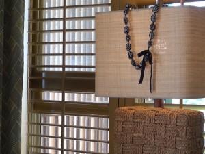 New lamp in a unit at Travaasa Hana. Photo by Kiaora Bohlool.