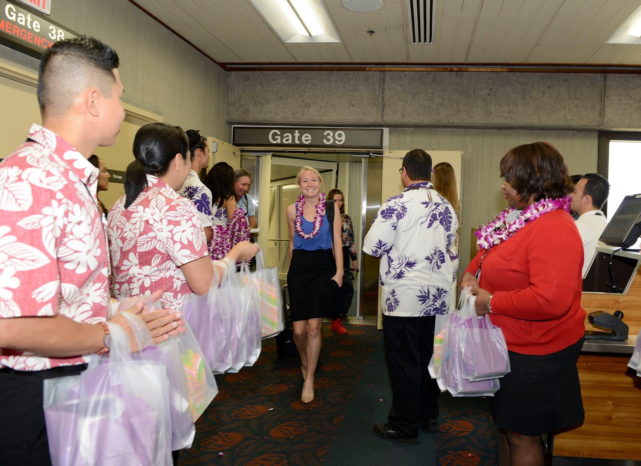 Maui Now Virgin Begins Service Between Kahului And San Francisco