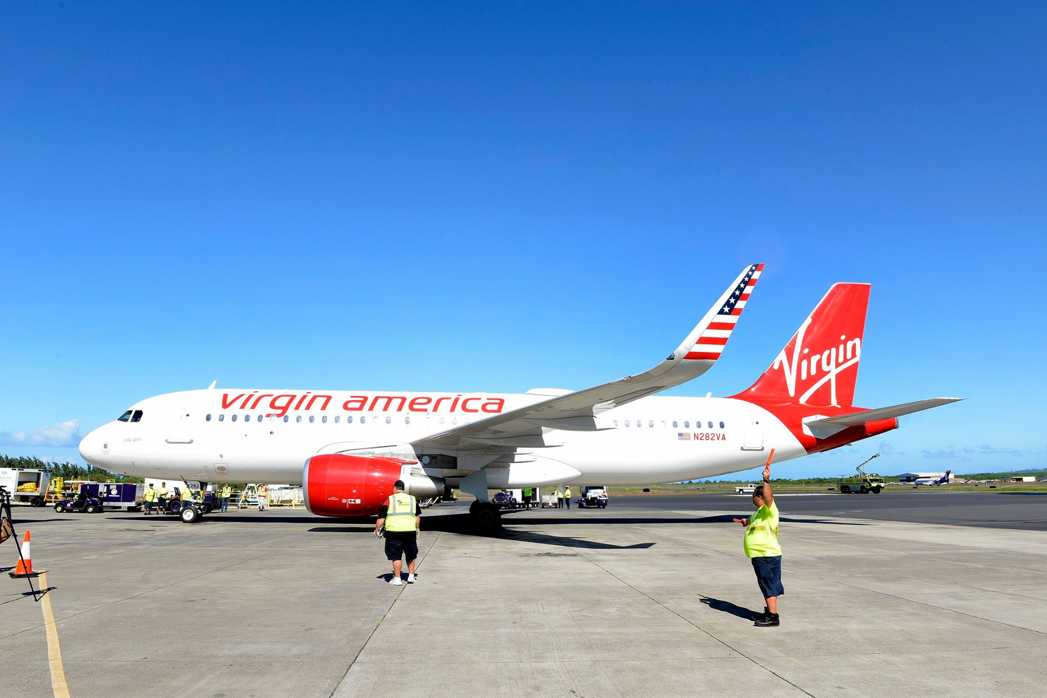 Maui Now Virgin Begins Service Between Kahului And San Francisco