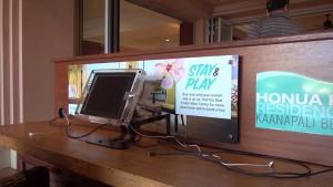 Office area at Honua Kai Resort & Spa. Photo by Kiaora Bohlool.