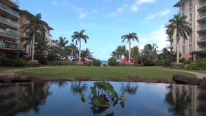 Grounds at Honua Kai Resort & Spa. Photo by Kiaora Bohlool.
