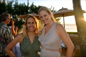Launch party at Merriman's Kapalua for Peter Merriman's first cookbook. Courtesy photo.