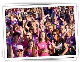 Relay For Life, American Cancer Society photo.