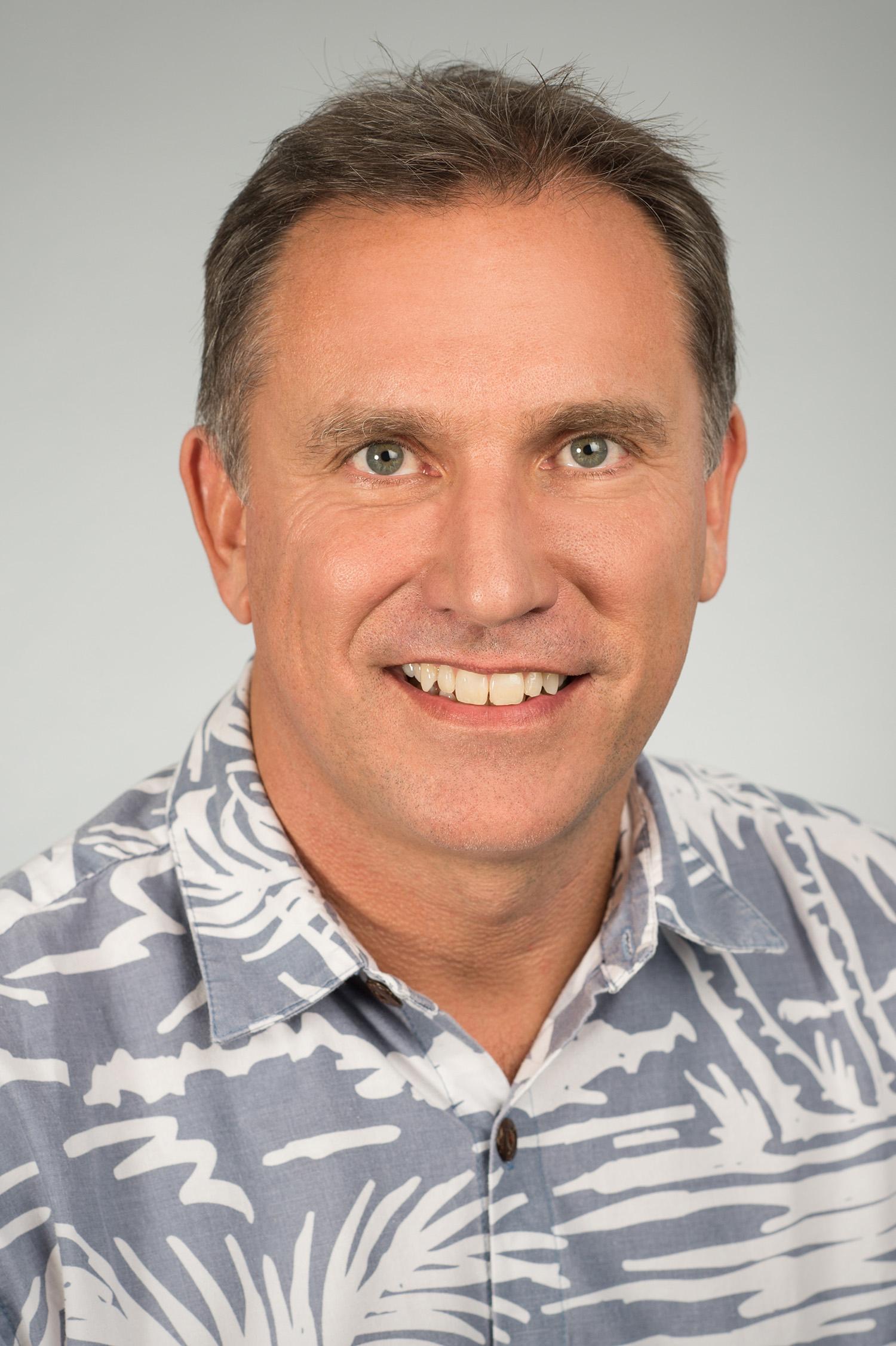 Jon Snook. Hawaiian Airlines photo.