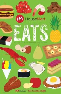 """HouseMart Eats"" company cookbook, benefitting various United Way organizations. Courtesy photo."