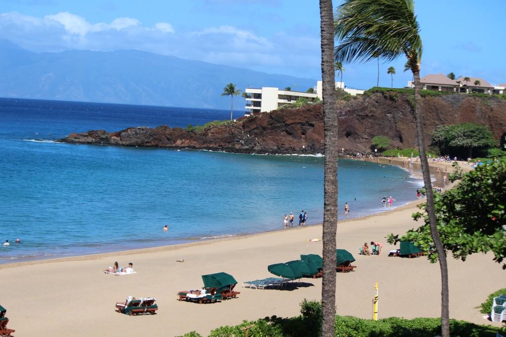 "Puʻu Kekaʻa ""Black Rock"". File photo by Wendy Osher."