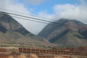 Lahaina, West Maui.