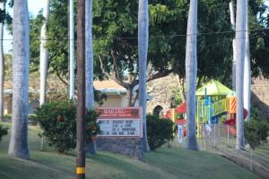 Wailuku Elementary School. Photo by Wendy Osher.